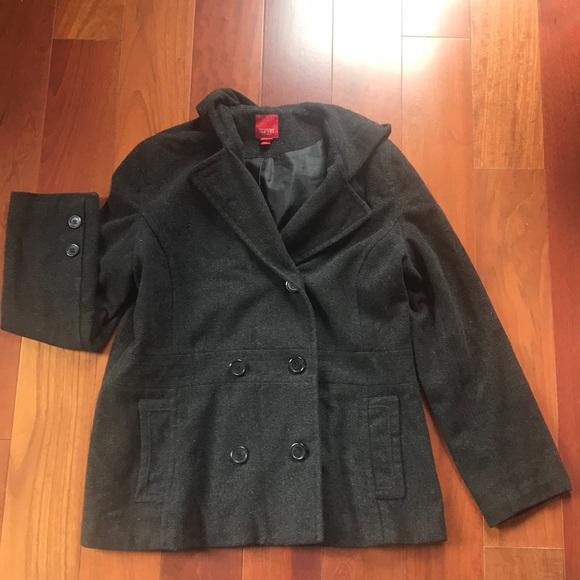 c6474f0a7a3 Esprit Jackets   Blazers - Women s wool pea coat